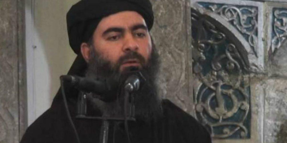 ¿A qué se dedicaba el líder de Estado Islámico antes de ser terrorista?
