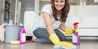 Vivir en una casa limpia Foto:Agencias
