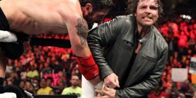 Bad News Barrett es el actual campeón Intercontinental Foto:WWE