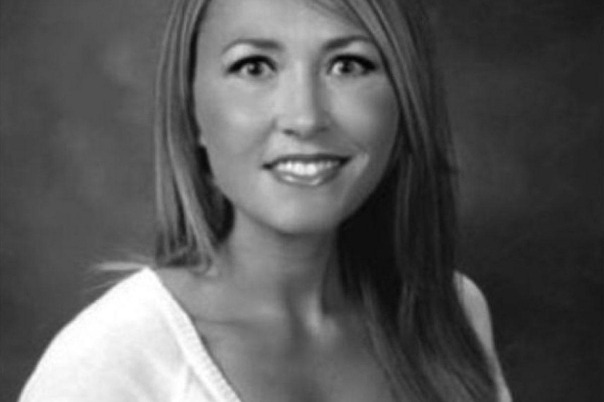 Brianne Altice fue arrestada por tener sexo con su estudiante desde que este tenía 15 años de edad. Foto:Vía Facebook