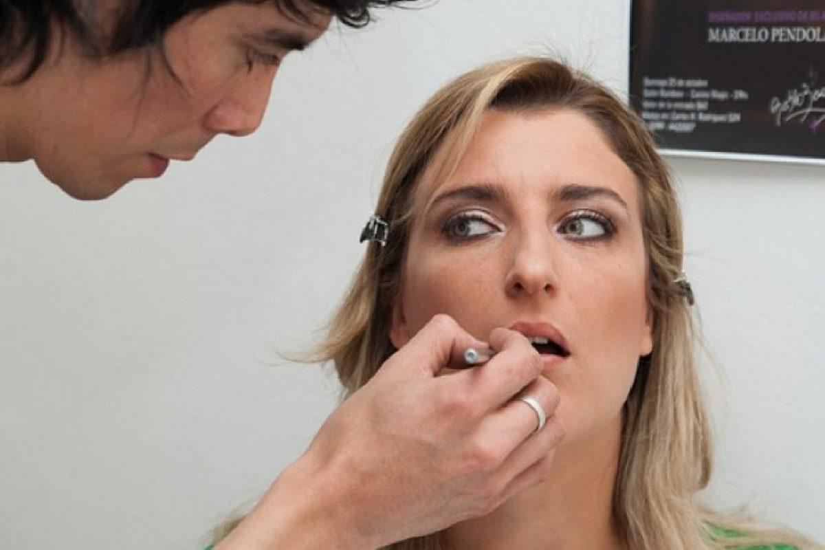 5. El maquillaje hace que te respeten más Foto:Tumblr.com/tagged-maquillaje