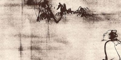 Li Bai fue un poeta chino que murió ahogado. Borracho, vio el reflejo de la luna en el río y quiso abrazarla. Foto:Wikipedia