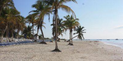 6. Playa Paraíso, México (lugar 21 de la lista). Foto:Vía Facebook.com/Tulum-Playa-Paraiso
