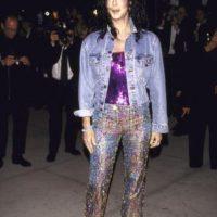Y Cher lo hace otra vez. Foto:Getty Images