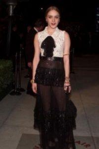 Chloé Sevigny es un ícono de moda. ¿Por qué diablos se vistió así? Foto:Getty Images