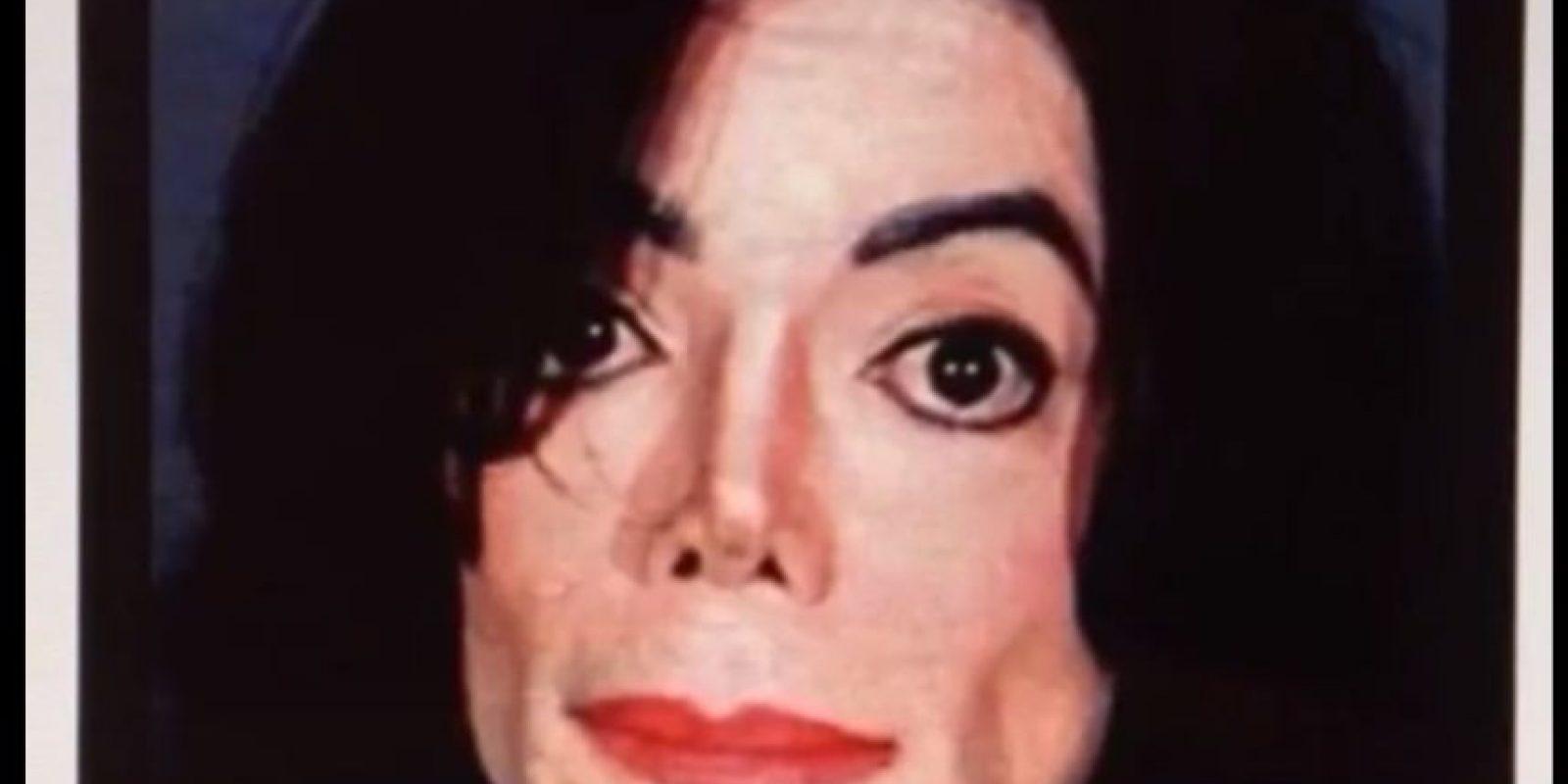 Michael Jackson Foto:Vine