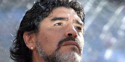 16. Diego Armando Maradona Foto:Facebook