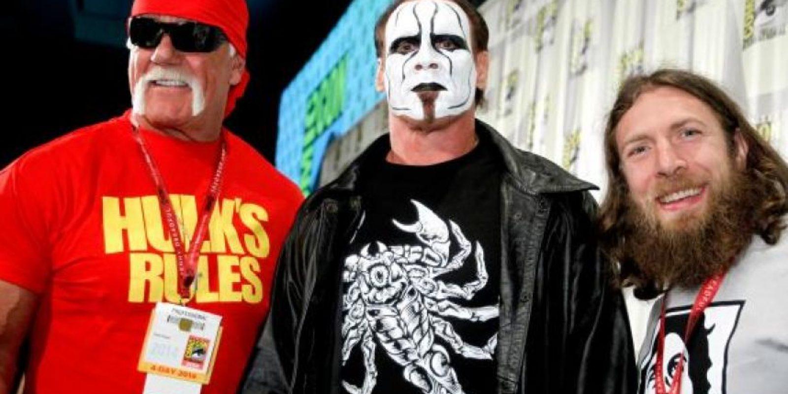 Algunos dicen que busca pelear con Sting Foto:WWE