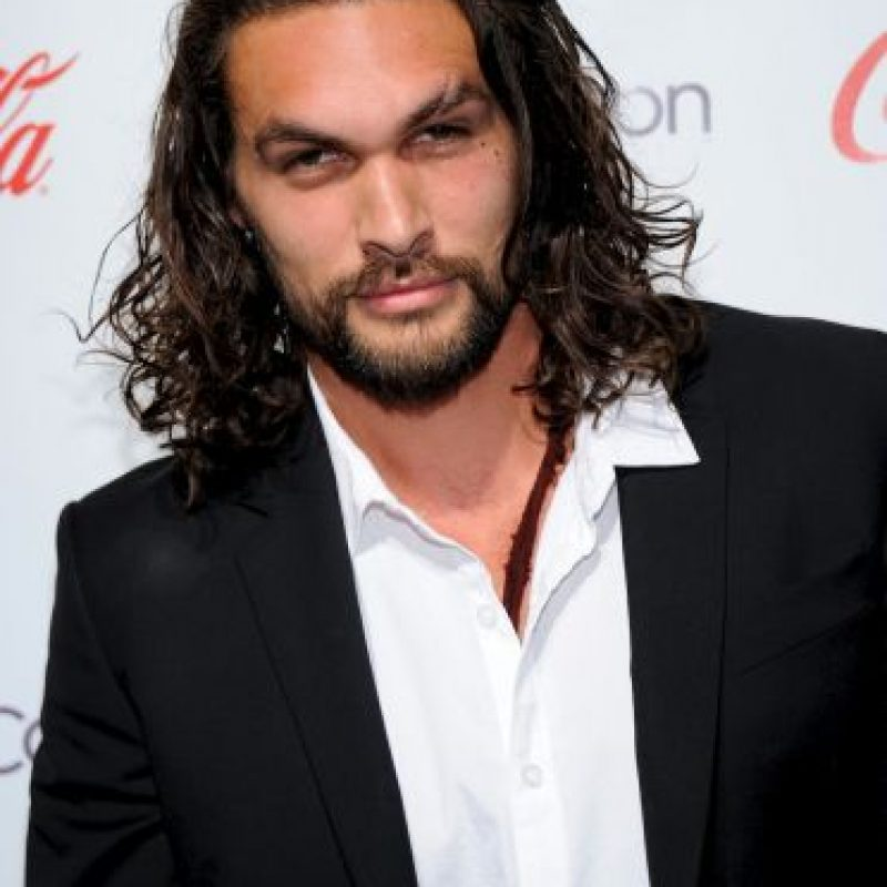 Jason Momoa interpretará al superhéroe acuático Foto: Getty Images