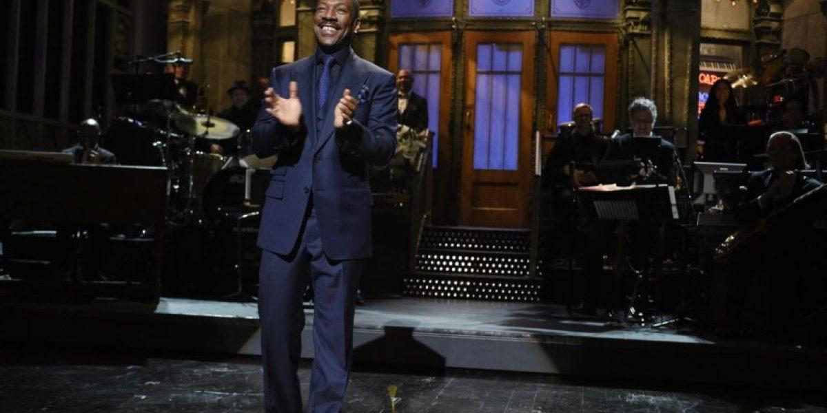 "Eddie Murphy se negó a interpretar a Bill Cosby en ""Saturday Night Live"""