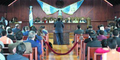 Ejecutivo y Legislativo no defendieron tributos