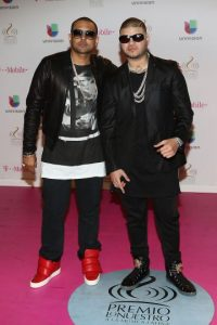 Sean Paul y Farruko Foto: Getty