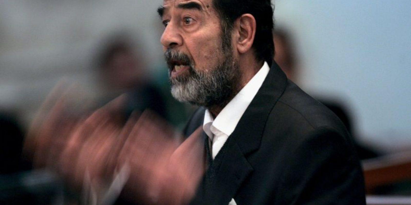 2006: Hussein es sentenciado a muerte en la horca Foto:Getty Images