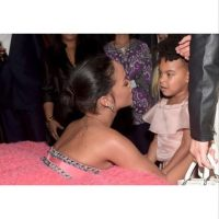 Rihanna y Blue Ivy, hija de Beyoncé y Jay-Z Foto:Instagram/badgalriri