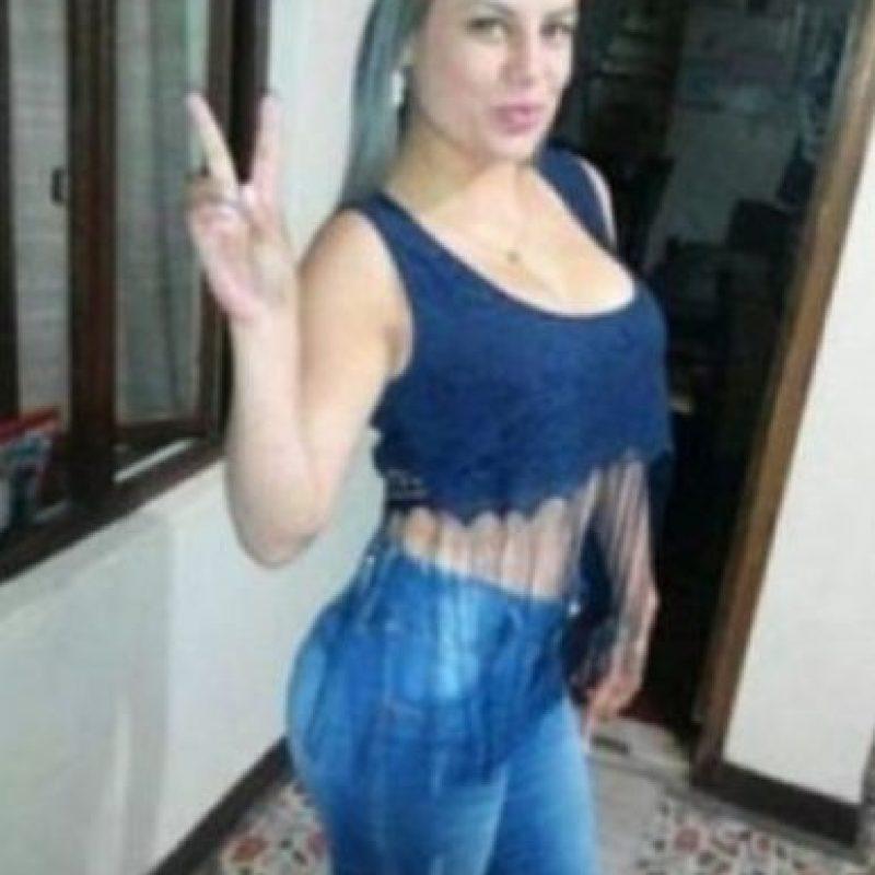A Andrea Johanna Torres, colombiana de 28 años, la detuvo la policía por robo y por lo que posteaba en redes sociales. Foto:Twitter