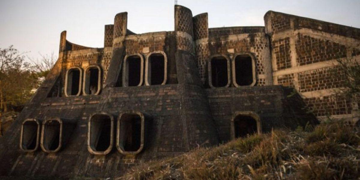 FOTOS. Esta construcción resguardaría la historia de la Marimba