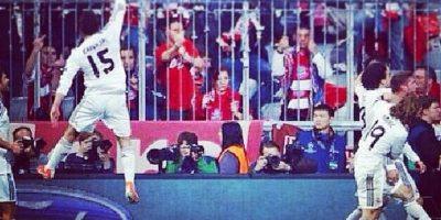 El defensa tuvo que abandonar el partido ante el Schalke Foto:Instagram: @danicarvajal92