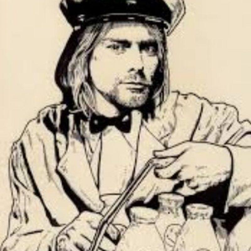 Kurt le confesó a su padre a través de una carta que lo desprecia junto a su madre. Foto:instagram.com/k0616