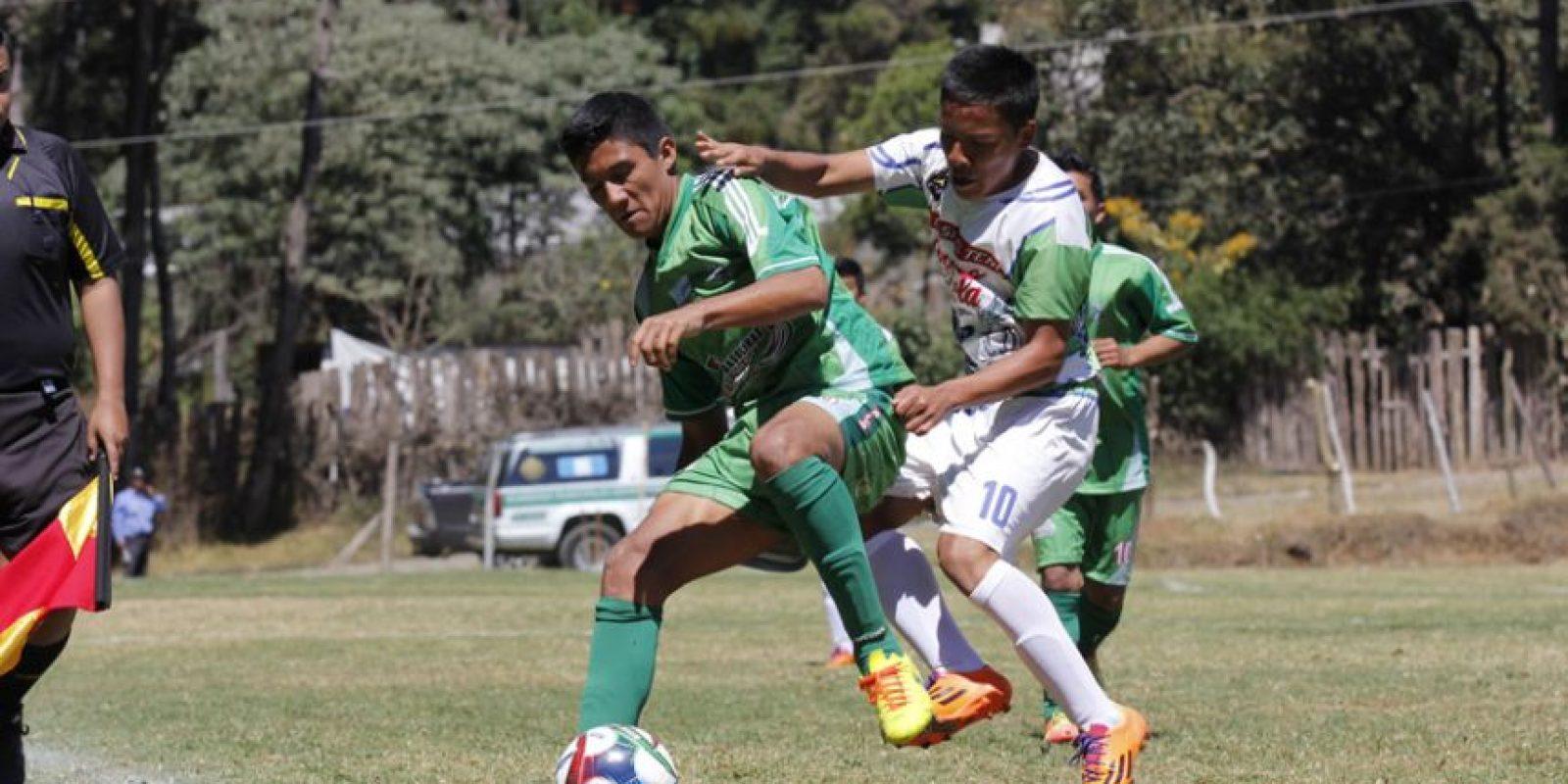 El Tecnológico venció 2-0 en la final de su eliminatoria al Kaibil Balam huehueteco. Foto:DIGEF