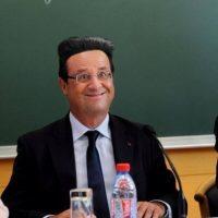 Francois Hollande Foto:Reddit