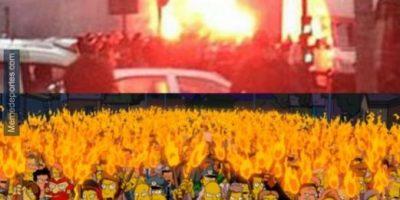 VIDEO. Hinchas encienden estadios y provocan burlas en las redes sociales