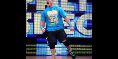 Ante John Cena Foto:WWE