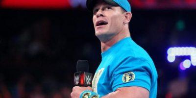 Uno de ellos es John Cena Foto:WWE
