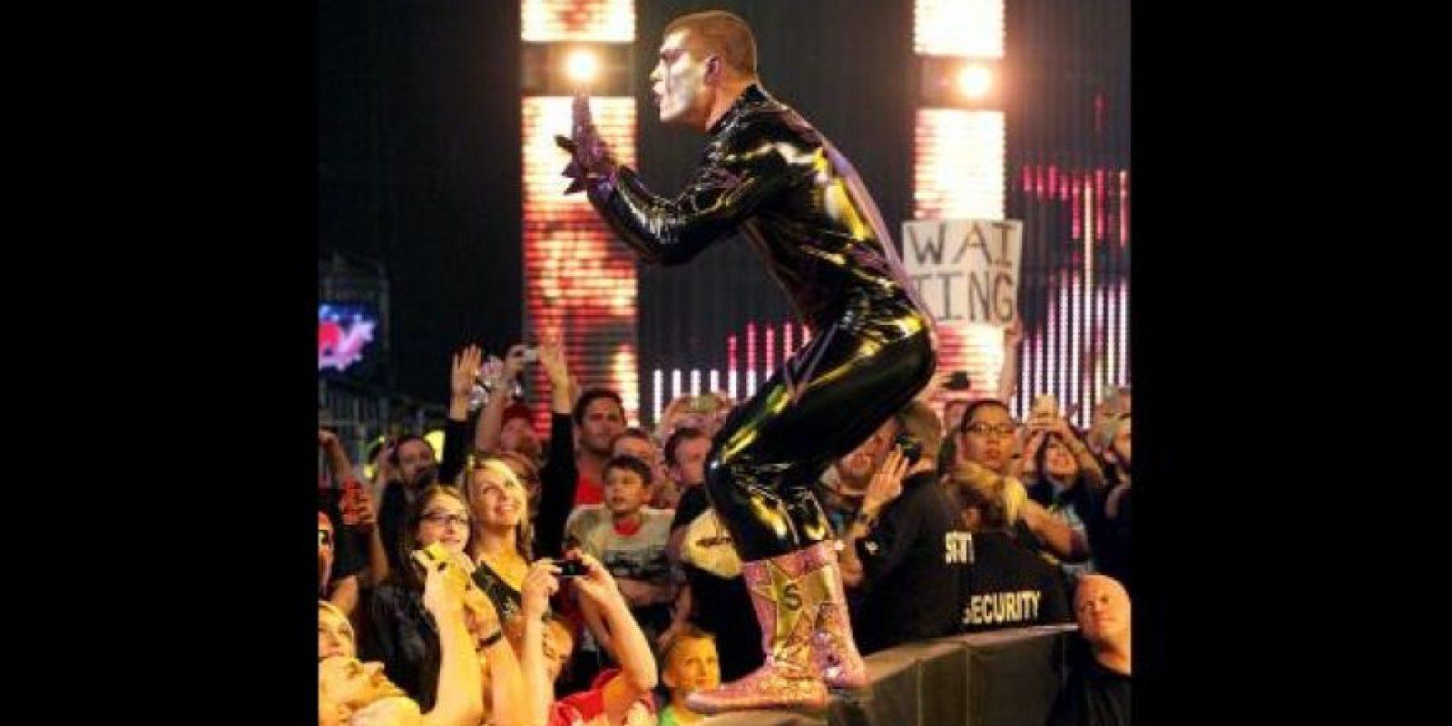 Se verá las caras con su hermano Stardust Foto:WWE