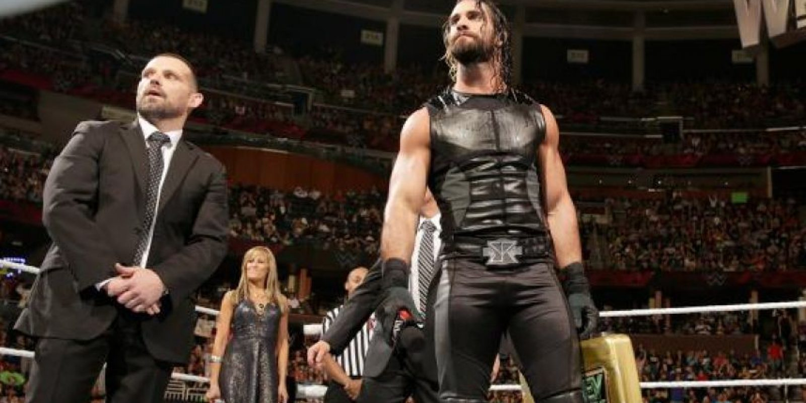 Dijo que es imposible verlo en el programa que conduce Foto:WWE