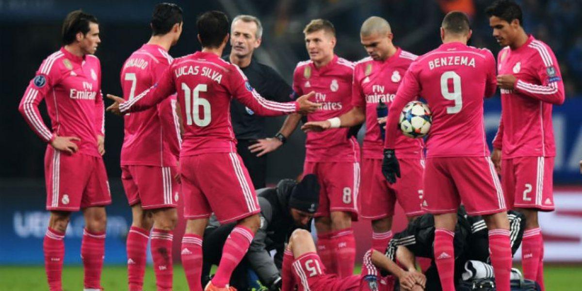Futbolista del Real Madrid