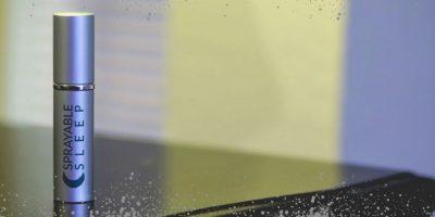 """""""Nuestro aerosol no pasa por el sistema digestivo y no te hace sentir aturdido por la mañana"""", informó Luk. Foto:Srayable.com"""