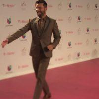 Ricky Martin Foto:Vía Instagram @premiosunivision