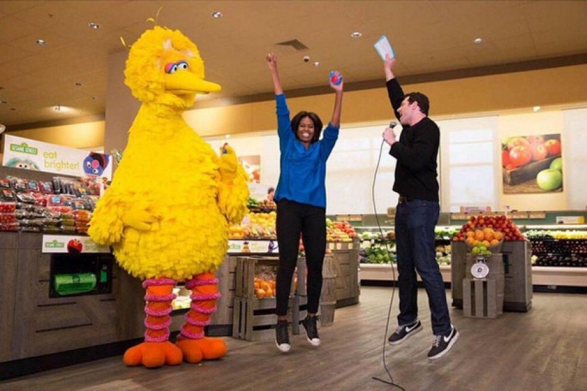 1. Su nombre completo es Michelle LaVaughn Robinson Obama. Foto:Vía Instagram @MichelleObama