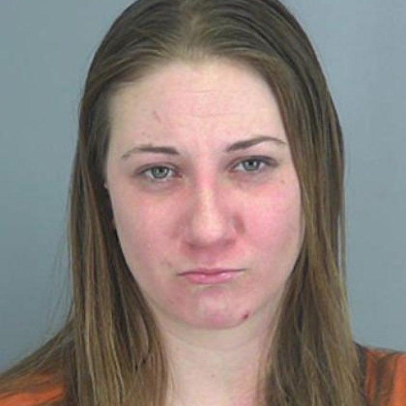 Heather Freeman acaparó titulares diciendo que la apuñalaron en la vagina en San Valentín. Pero luego la historia resultó falsa. Foto:The Smoking Gun