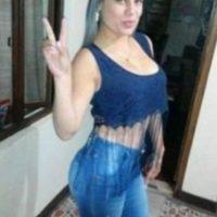 A Andrea Johanna Torres, colombiana de 28 años, la detuvo la policía por robo y por lo que posteaba en redes sociales. Foto:Facebook