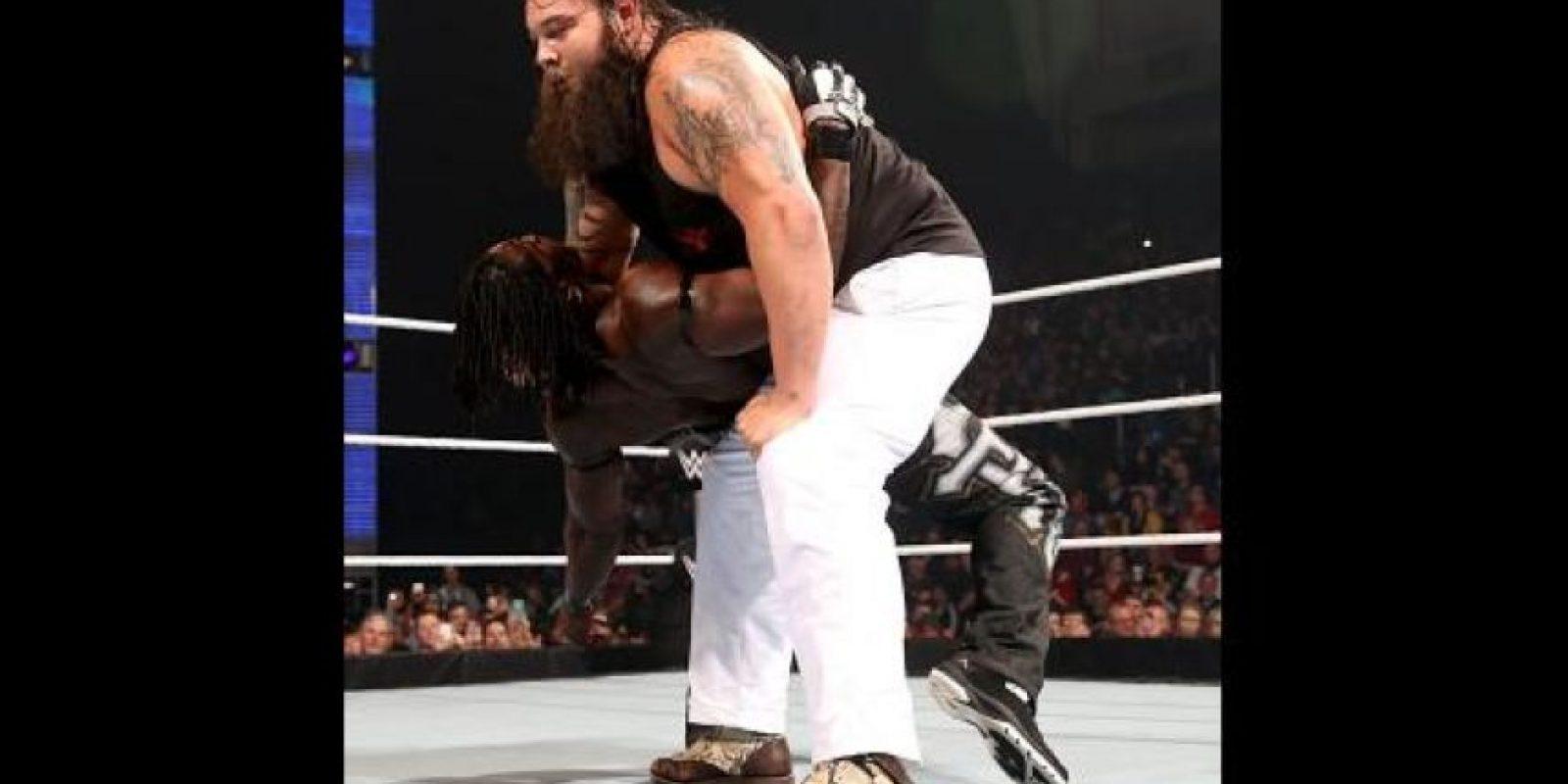 Pero Wyatt se ha hecho de otros enemigos desde que apareció en la empresa estadounidense Foto:WWE