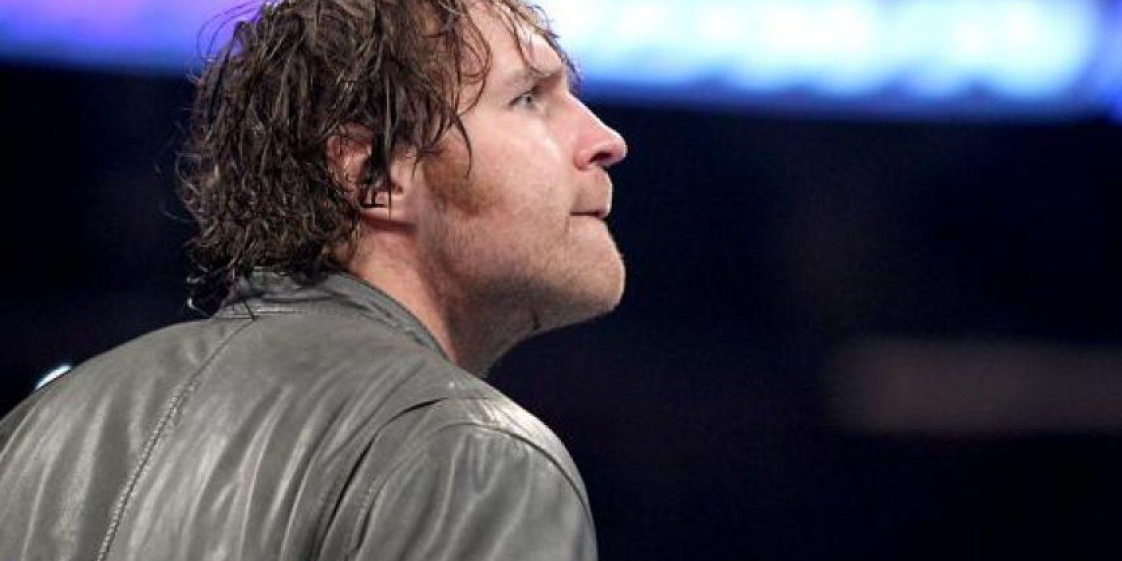 Se mide a Dean Ambrose Foto:WWE