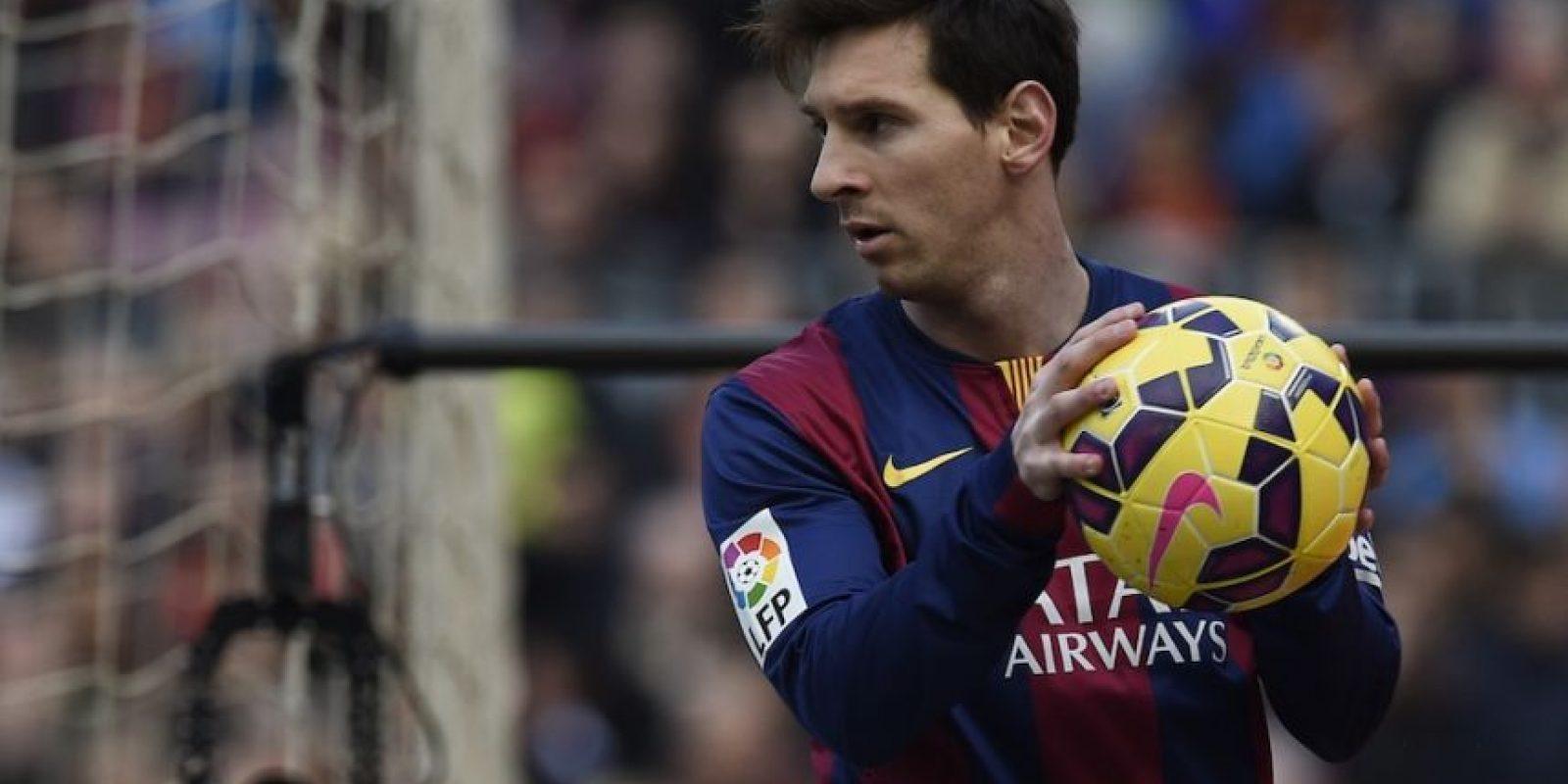 El delantero argentino no tuvo un buen desempeño. Foto:AFP