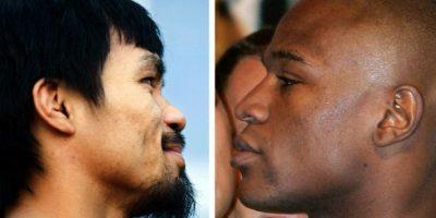 Es oficial. Pacquiao y Mayweather pelearán el 2 de mayo