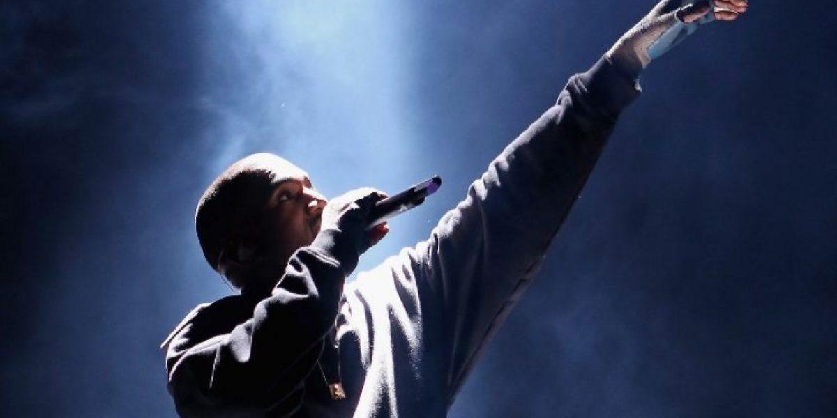 Kanye West escuchó