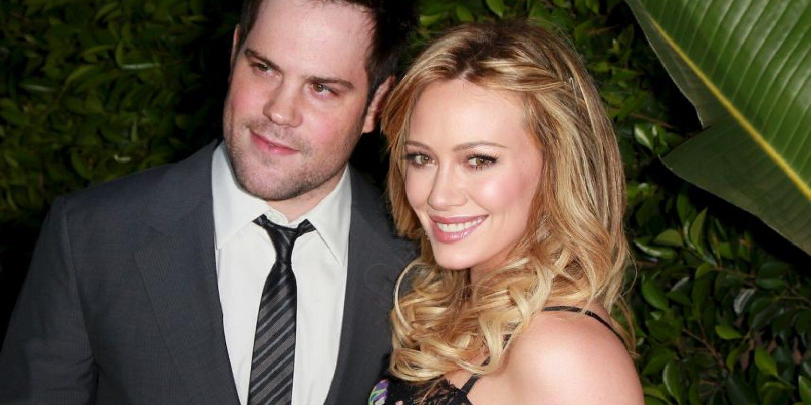 La pareja anunció su divorcio Foto:Getty Images