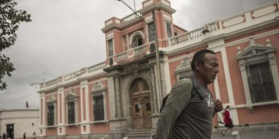 Exmagistrado Oscar Sagastume es el nuevo inspector general del TSE
