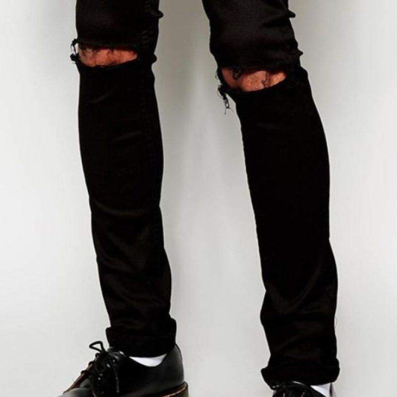 No olviden los jeans. No necesariamente tienen que ser skinny Foto:ASOS