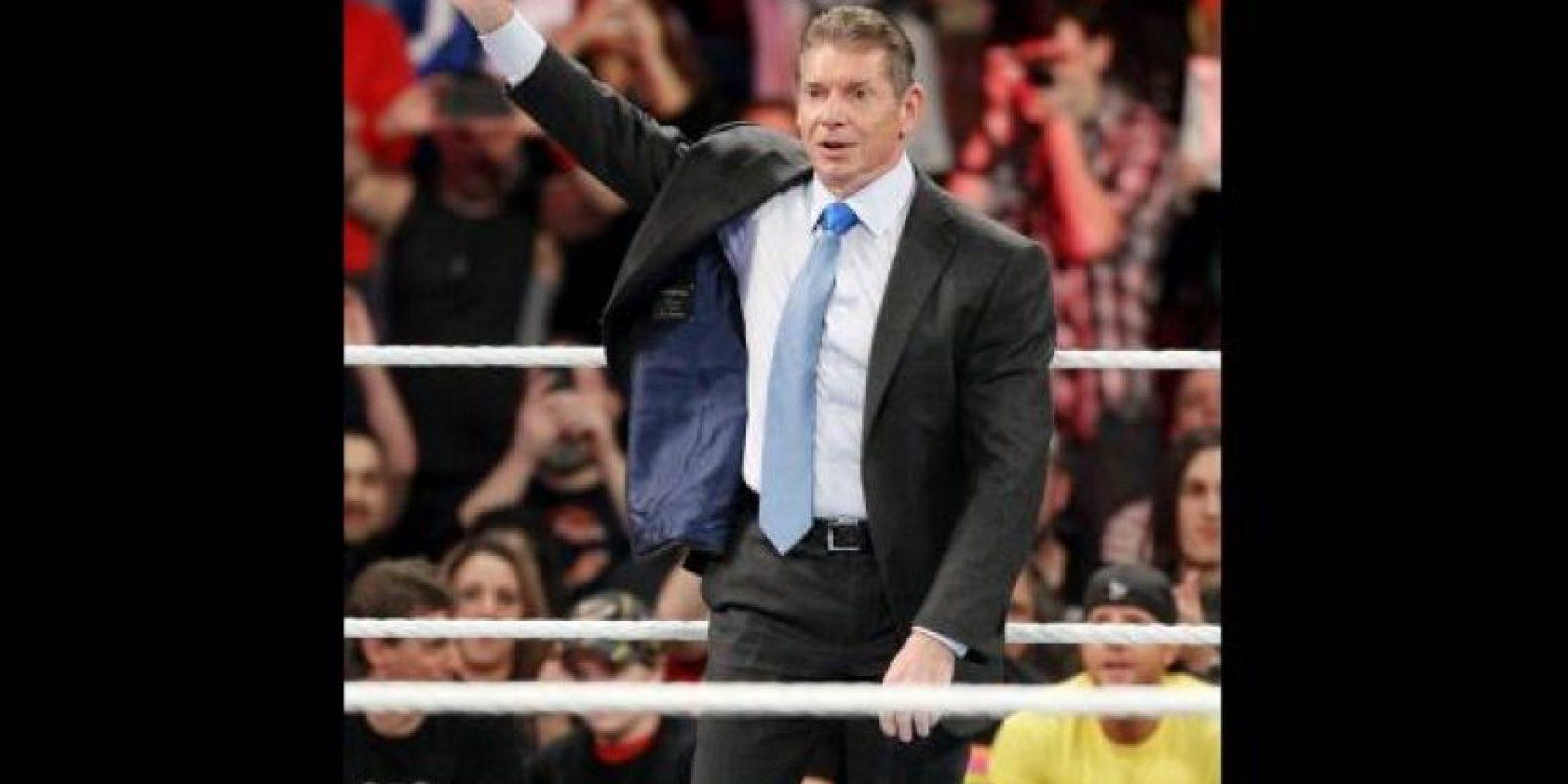 Siempre se ha preocupado por su imagen Foto:WWE