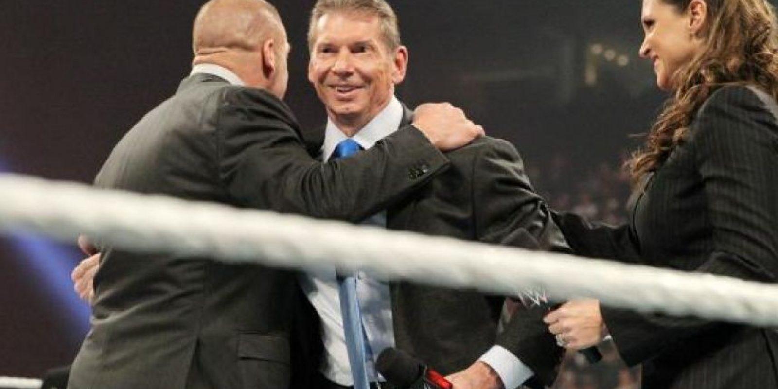 Logró que la WWE traspasara fronteras Foto:WWE