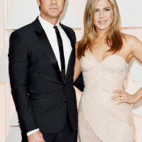 Justin Theroux y Jennifer Aniston Foto:Getty Images