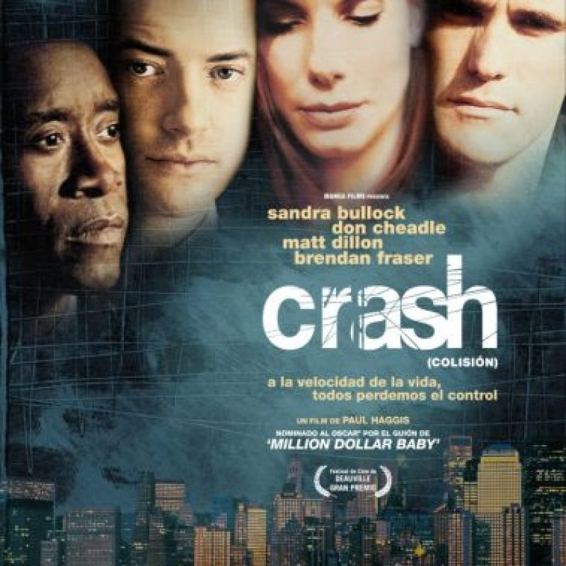 """Crash"" Foto: Agencias"