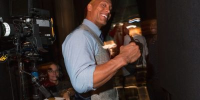 "Dwayne ""The Rock"" Johnson Foto:Getty Images"