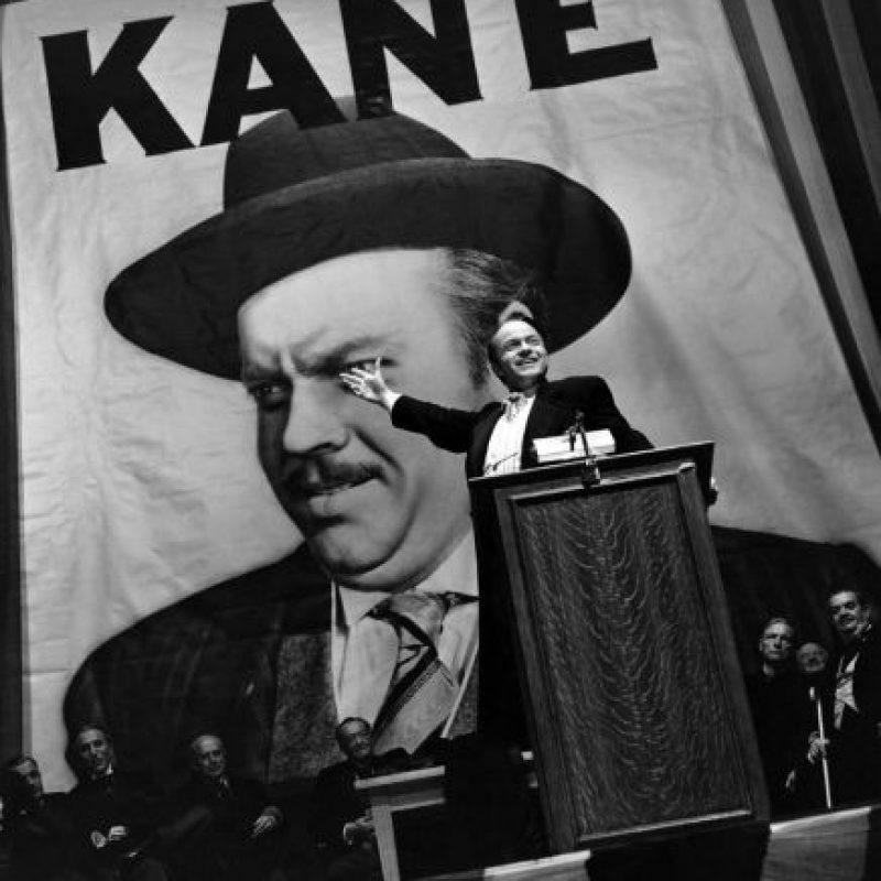 """Ciudadano Kane"" Foto:Agencias"