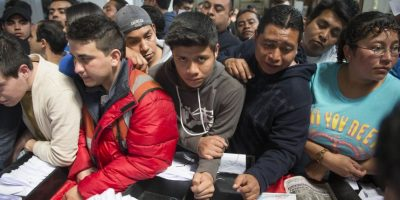 Feligreses alegan desorden en la venta y en la entrega de turnos en El Calvario